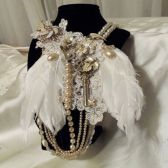 bridal necklacee
